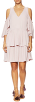 Rebecca Minkoff Roberta Tiered Flare Dress