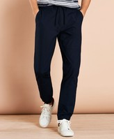 Brooks Brothers Cotton Ripstop Joggers
