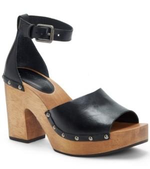 Lucky Brand Women's Nelora Platform Sandals Women's Shoes