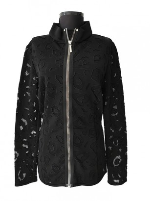 Anthony Vaccarello Black Jacket for Women