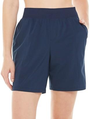 Fila Women's SPORT Bermuda Golf Shorts