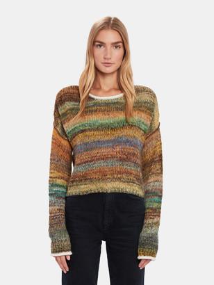 John & Jenn Juda Space Dye Sweater