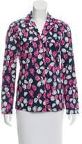Thakoon Printed Pajama Top