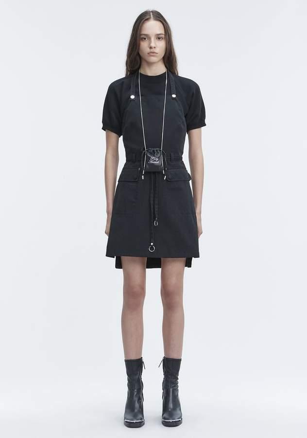 Alexander Wang APRON DRESS Short Dress