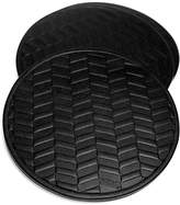 Owen & Fred Herringbone Leather Coaster, Set of 4
