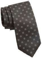 Cole Haan Floral Knit Silk Tie