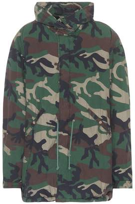 Yeezy Camouflage coat (SEASON 5)