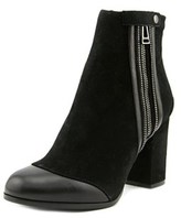 Belstaff Trialmaster Waxed Leather Short Boots Suede Bootie.