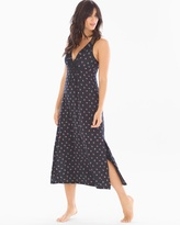 Soma Intimates Lace Nightgown Dots