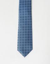 Van Heusen 8cm Geo Check Tie