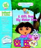 Leapfrog Little Touch Leap Pad Book: Dora the Explorer