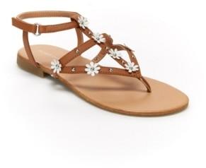 BCBGMAXAZRIA Little Girls Cote Fashion Sandal