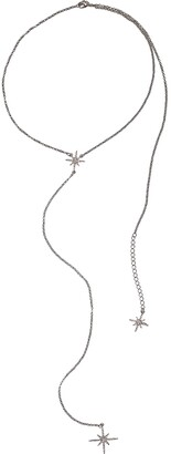 FEDERICA TOSI Lace Back Stars Necklace