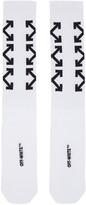 Off-White White Arrows Socks