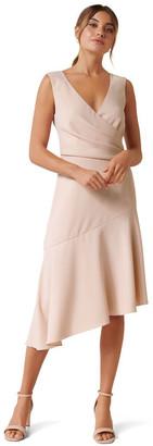 Forever New Cynthia Draped Dress