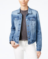 William Rast Sussex Two-Tone Denim Jacket