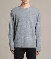 AllSaints Ayker Crew Sweater