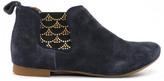 Pom D'Api New Bal Velvet Printed Elasticated Boots