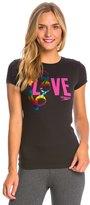 Speedo Women's Love Goggles Tee Shirt 8146434