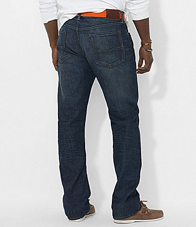 Polo Ralph Lauren Big & Tall Classic-Fit Five-Pocket Jeans
