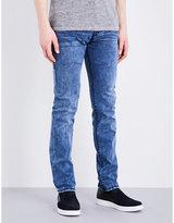 True Religion Rocco Slim-fit Tapered Stretch-denim Jeans