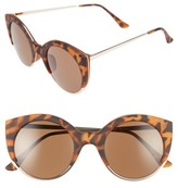 BP Women's Cat Eye Sunglasses - Tort