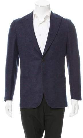 Boglioli Wool Two-Button Sport Coat w/ Tags