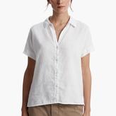 James Perse Canvas Linen Shirt