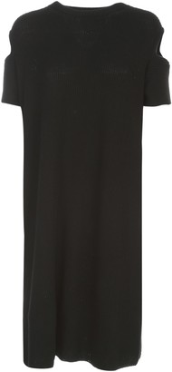 Y's Ys Shoulder Hole Dress L/s W/shirt