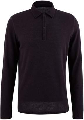 Majestic Filatures Long-sleeved polo shirt