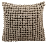 Nourison Mina Victory Pom Collection Cotton Throw Pillow
