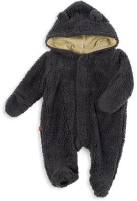 Magnetic Me Baby's Fleece Hooded Footie