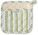 Williams-Sonoma Williams Sonoma Stripe Potholder, Sage