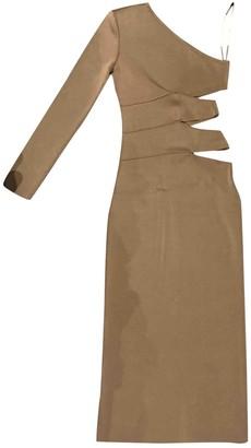 Balmain Beige Dress for Women
