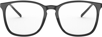 Ray-Ban RX5387 Square Eyeglass Frames Non Polarized Prescription Eyewear