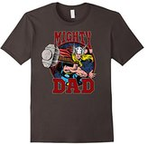 Marvel Thor Father's Day Mighty Dad Hammer Graphic T-Shirt