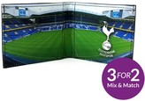 Tottenham Hotspur Fc Stadium Image Leather Wallet