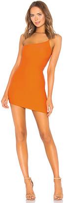 superdown Rumer Asymmetrical Mini Dress