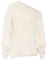 Preen by Thornton Bregazzi Elaine off-the-shoulder sweater