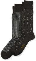 Polo Ralph Lauren Barber Trouser Sock 2-Pack