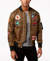 Reason Men's Campsite Bomber Jacket