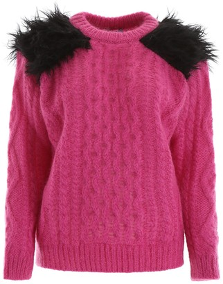 Prada Knitted Pullover