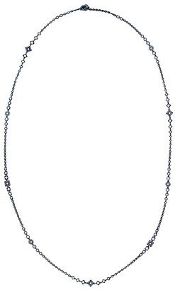 Mariani 18kt Gold Diamond Wrap Necklace