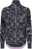 Elle Sport Reflectology Print Batwing Jacket