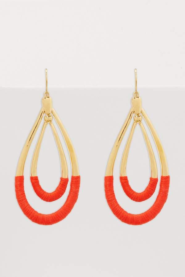 Aurelie Bidermann Alcazar earrings