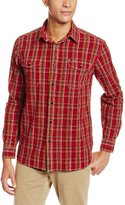 Dockers Long-Sleeve Plaid Shirt