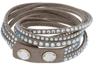 Swarovski Slake Crystal Multi-Strand Wrap Bracelet