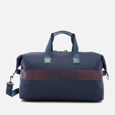 BOSS GREEN Men's Pixel Holdall Bag - Navy