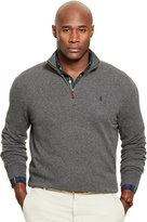 Ralph Lauren Merino Wool Half-zip Pullover