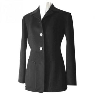 Hermã ̈S HermAs Black Cashmere Jackets